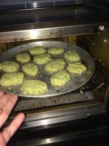 Nuggets de brócoli y queso