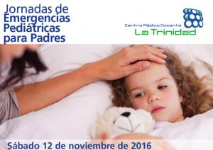 Jornadas de emergencias pediátricas para padres en el CMDLT